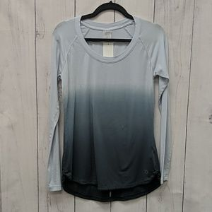Calia Blue Ombre Tee Size Medium